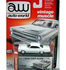Auto World - 1966 Mercury Comet Cyclone
