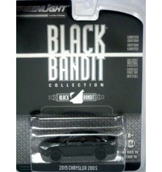 Greenlight Black Bandit - Chrysler 200 S Sedan