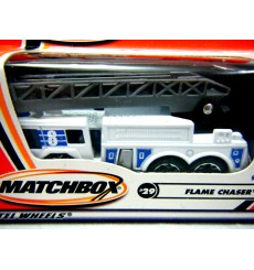 Matchbox - Flame Chaser Extended Ladder Fire Truck