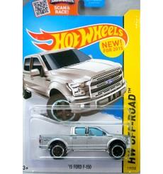 Hot Wheels Ford F-150  Pickup Truck