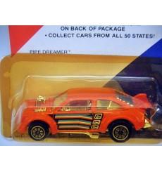 Kenner Fast 111's - Pipe Dreamer - 1981 Oldsmobile Drag Racer