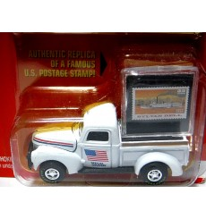 Johnny Lightning - American Truck & Stamp Series - 1940 Ford Pickup Truck