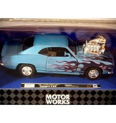 Motorworks - Xtreme Machines - 1967 Chevrolet Camaro Z-28