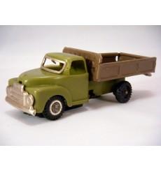 Postwar Japan Tin Flatbed Truck