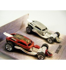 Hot Wheels Special Edition Surf Crate Set