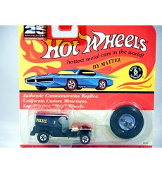 Hot Wheels 25th Anniversary Series Police Paddy Wagon
