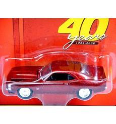 Johnny Lightning 40th Anniversary R-6 1969 Chevrolet Camaro RS/SS