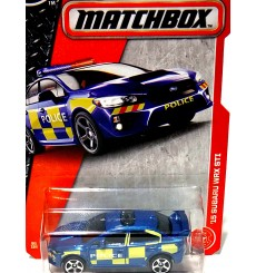 Matchbox Subaru WRX Police Car