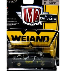 M2 Machines Drivers -  Weiand - 1969 Plymouth Roadrunner 440