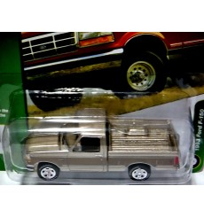 Johnny Lightning Classic Gold - 1993 Ford F-150 Pickup Truci
