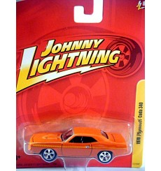 Johnny Lightning Forever 64 - 1970 Plymouth Cuda 340