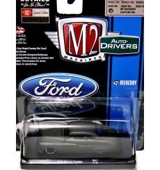 M2 Machines Drivers - 1949 Mercury Custom Lead Sled