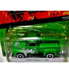 Greenlight Motor World 1956 Ford F-100 Pickup Truck