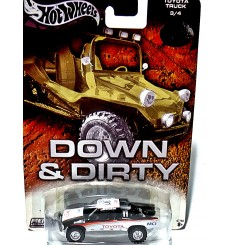 Hot Wheels - Auto Affinity Down & Dirty - Toyota Off-Road Race Truck