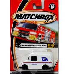 Matchbox - United States Post Office Delivery Van
