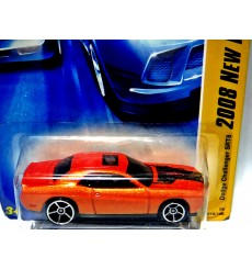 Hot Wheels 2008 New Models Series - Dodge Challenger SRT8 - MOPAR