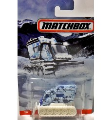 Matchbox - Blizzard Buster - Arctic  Snow Cat