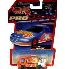 Hot Wheels Pro Racing - 1997 Edition - Ricky Rudd TIde Ford Thunderbird