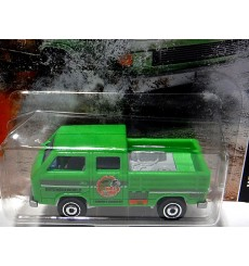 Matchbox - Color Changers - Volkswagen Transporter