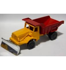 Husky - Aveling Barford Snow Plow - Dump Truck