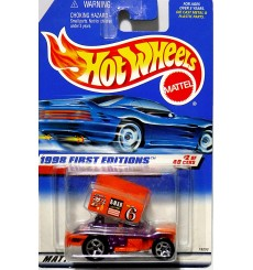 Hot Wheels 1998 First Editions Slideout - Sprint Car
