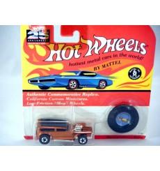 Hot Wheels 25th Anniversary Demon Custom Tudor Hot Rod