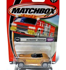 Matchbox Plymouth Prowler