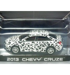 Greenlight Hobby Exclusives - Spy Shots - 2013 Chevy Cruze