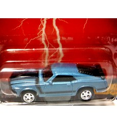 Johnny Lightning KB Toys Exclusive Series - 1970 Ford Mustang Boss 302