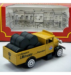 Cameo - Vintage Amoco Gasoline Tanker