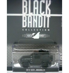 Greenight Black Bandit - Jeep Wrangler