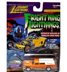 Johnny Lightning Frightning Lightning - Hemi Powered Cadillac Hearse