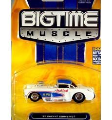 Jada BigTime Muscle 1957 Chevy Corvette