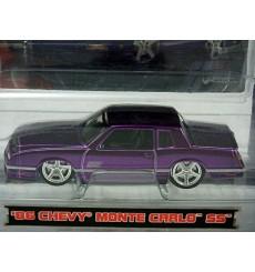 Maitso G Ridez 1986 Chevrolet Monte Carlo