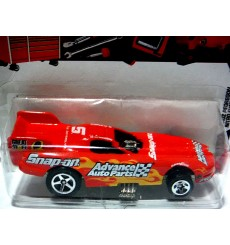 Hot Wheels Snap On Tools Promo -  NHRA Pontiac Firebird Funny Car
