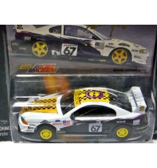 Johnny Lightning Racing Machines: 1997 Saleen Ford Mustang LeMans Race Car