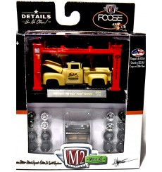 "M2 Machines Model Kits  Foose Design - 1956 Ford F-100 ""Foose Overlord"""