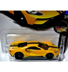 Hot Wheels - Ford GT Supercar