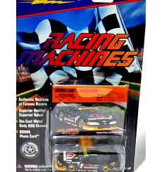 Johnny Lightning Racing Machines - Homelink Ford Mustang Trans Am Series Race Car