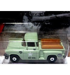 Matchbox - Color Changers - 1957 Chevrolet Stepside Pickup Truck