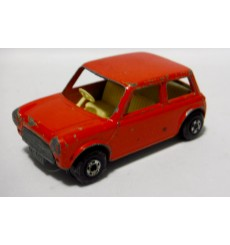 Matchbox:Racing Mini - Factory Error