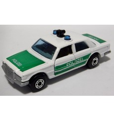 Matchbox - Mercedes-Benz 450 SEL Polizei Car
