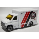 Matchbox - Fire Department Ford Box Van