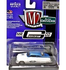 M2 Machines Drivers - 1949 Mercury Mr Gasket Custom Lead Sled