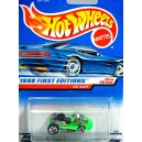 Hot Wheels 1998 First Edition Go Kart