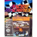 Johnny Lightning Racing Machines Ford Mustang Trans Am Series Race Car