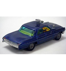 Corgi (497-A-2) The Man from Uncle Oldsmobile 88 Police Car