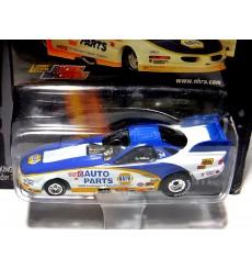 Johnny Lightning Promo - Racing Machines - NAPA Pontiac Firebird Funny Car