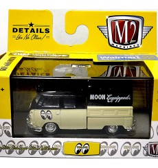 M2 Moon - Volkswagen Pickup with Canopy