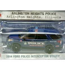 Greenlight - Hot Pursuit - Arlington Heights Police Ford Police Interceptor Utility